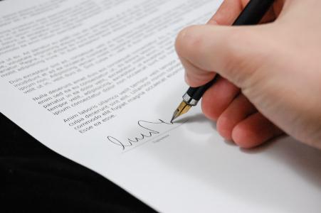 Allkiri lepingul on nõusolek eelpool oleva teksti osas