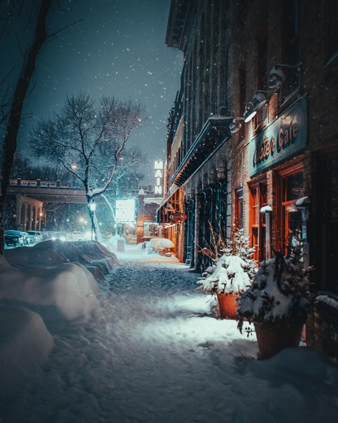 Et lumerookimisest ei saaks lumeröökimine, kujutle oma üüripinda ette kevadel, suvel, sügisel ja talvel